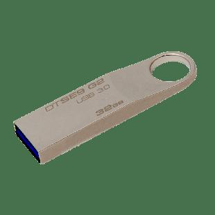 Kingston 32GB USB 3.0 Memory Pen DataTraveler SE9 G2 - Metal