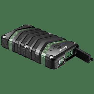 Sandberg (420-36) 20100mAh Survivor Outdoor Power Bank, Dual USB, Dust, Shock & Waterproof, 5 Year Warranty