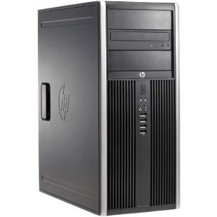 CK - Refurb HP Compaq Elite 8200 CMT Tower i3 2nd Gen/RAM 4GB/250GB HDD/ Win 10 Pro/A