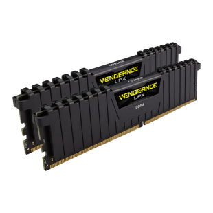 Corsair 8GB DDR4 2400MHz Vengeance LPX (PC4-19200) Memory