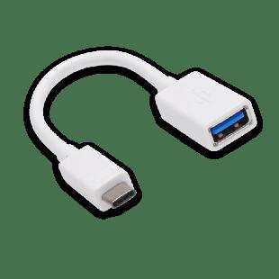 Sandberg USB 3.1 Type-C to USB 3.0 Type-A Cable - White