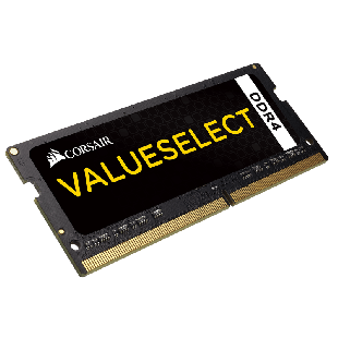 Corsair Vengeance 16GB PC4-19200 DDR4-2400MHz non-ECC Unbuffered 260-Pin CL16 1.2 V SODIMM Memory Module