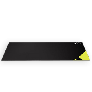 Xtrfy XGP1 Extra Large Gaming Mouse Pad - Black & Yellow