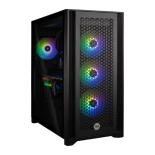 High End Gaming PC/ 3XS Vengeance X9/ AMD Ryzen 9 5950X/ 32GB RAM/ RTX 3090 24GB/ 2TB SSD/ Windows 10 Home