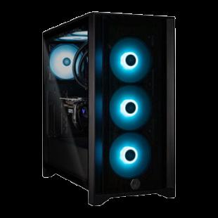 High End Gaming PC/ 3XS Vengeance iCUE RTX/ AMD Ryzen 9 5900X/ NVIDIA Ampere GeForce RTX 3080/ 16GB RAM/ 1TB SSD+2TB HDD/ Windows 10 Home