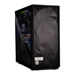 High End Gaming PC/ 3XS Gamer RTX/ Intel Core i9 11900K/ NVIDIA Ampere GeForce RTX 3080/ 16GB RAM/ 1TB SSD+2TB HDD/ Windows 10 Home