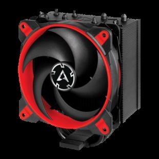 Arctic Freezer 34 eSports DUO Edition Heatsink & Fan, Black & Red, Intel & AMD Sockets, Bionix Fan, Fluid Dynamic Bearing, 10 Year Warranty