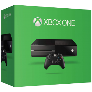 Refurbished Xbox One Console, 500GB, Black (No Kinect), A