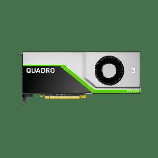 PNY Quadro RTX6000 Professional Graphics Card, 24GB DDR6,PCIe, 3.0