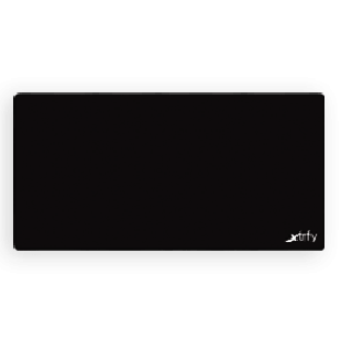 Xtrfy GP2 XXL Surface Gaming Mouse Pad - Black