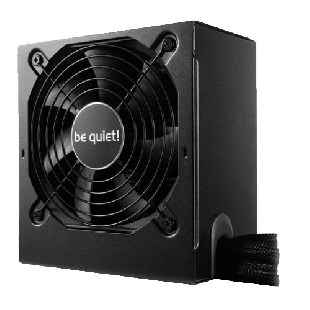 Be Quiet! 700W System Power 9 PSU, 80+ Bronze, Dual 12V, Cont. Power
