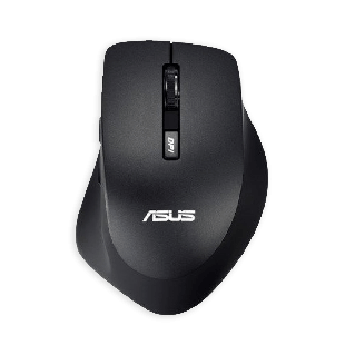 Asus WT425 Wireless Optical Mouse - Black