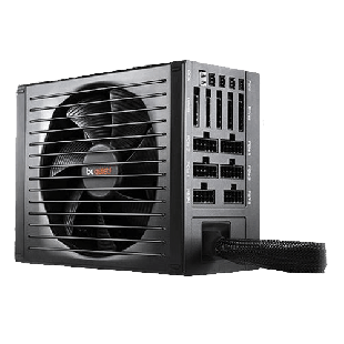 Be Quiet! 850W Dark Power Pro 11 PSU, Semi Modular, Fluid Dynamic Fan, 80+ Platinum, SLI/XFire, OC Key