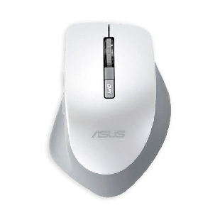 Asus WT425 Wireless Optical Mouse - White