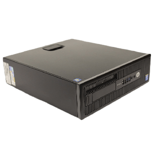Refurbished HP ProDesk 600 G1 SFF/i5-4570/4GB RAM/500GB HDD/Windows 10/B