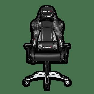 AKRacing Masters Series Premium Gaming Chair - Carbon Black