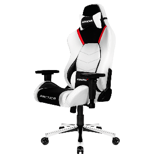 AKRacing Masters Series Premium Gaming Chair - Arctica