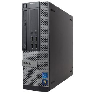 Refurbished Dell OptiPlex 990 SFF/i5-2400/4GB RAM/500GB HDD/DVD-RW/Windows 10/B