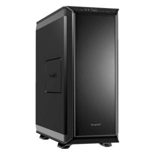 Be Quiet! Dark Base 900 Gaming Case, E-ATX, No PSU, Tool-less, 3 x Silent Wings 3 Fans, Modular Construction, Black