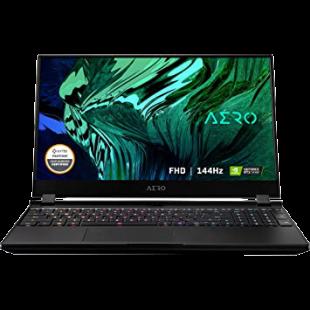 Gigabyte AERO 15 XC/Intel Core i7-10870H/16GB RAM/512GB SSD/15.6 Inch FHD/GeForce RTX 3070 8GB/Windows 10/Gaming Laptop