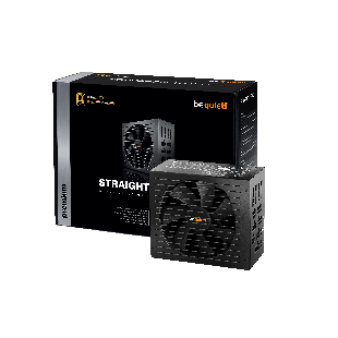 Be Quiet! 850W Straight Power 11 PSU, Fully Modular, Fluid Dynamic Fan, SLI/XFire, 80+ Gold