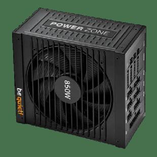 Be Quiet! 850W Power Zone PSU, Fully Modular, Fluid Dynamic Fan, 80+ Bronze, SLI/XFire, Cont. Power