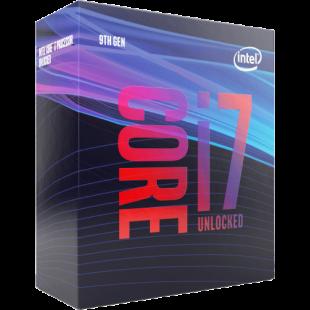 Intel Core i7-9700K CPU, 1151, 3.6 GHz (4.9 Turbo), 8-Core, 95W, 14nm, 12MB, Overclockable, NO HEATSINK/FAN, Coffee Lake