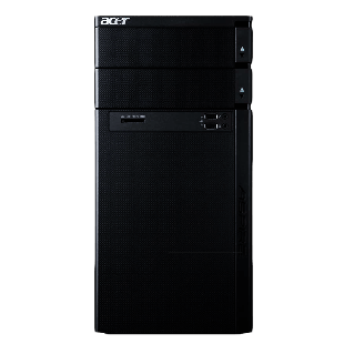Refurbished Acer Aspire M1930 Mini Tower Intel Core i3 2100, 3GB RAM, 500GB HDD , B