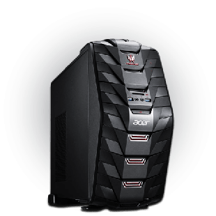 Refurbished Acer Predator G3-710 Gaming PC