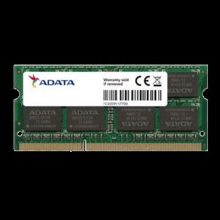 ADATA 8GB DDR3L 1600MHz (PC3-12800) CL11 SODIMM Memory