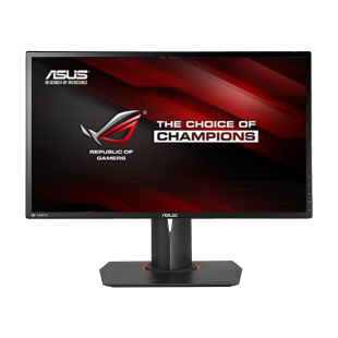 "Asus 27"" ROG Swift LED 2K WQHD Gaming Monitor (PG278QR), 2560 x 1440, 1ms, HDMI, DP, 165Hz, G-SYNC, Lighting Effects, VESA"