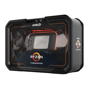 AMD Ryzen Threadripper 2 2970WX, TR4, 3.0GHz (4.2 Turbo), 24-Core, 250W, 64MB Cache, 12nm, No Graphics, NO HEATSINK/FAN
