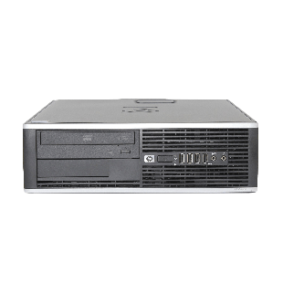 Refurbished HP Compaq Pro 6300 SFF Intel Core i3-3220 3.30GHz, 4GB RAM, 500GB HDD, B