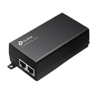 Brand New TP-LINK (TL-POE160S) Gigabit PoE+ Injector/ 2 Gigabit port