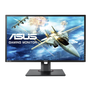 "Asus 24"" Gaming Monitor (MG248QE), 1920 x 1080, 1ms, 100M:1, VGA, DVI, HDMI, FreeSync, Vesa"