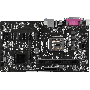 Asrock H81 Pro BTC 2.0, Intel H81, 1150, ATX, 6 PCIe, Extra 4-pin Power