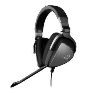 Asus ROG Delta Core Gaming Headset, Hi-Res, 3.5mm Jack, Boom Mic