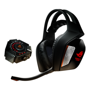 Asus ROG Centurion True 7.1 Gaming Headset, 40mm Drivers, Noise Cancellation