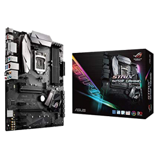 Asus ROG STRIX B250F GAMING, Intel B250, 1151, ATX, DDR4, CrossFire, DVI, HDMI, DP, RGB Lighting