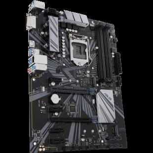 Asus PRIME Z370-P II, Intel Z370, 1151, ATX, DDR4, CrossFire, DVI, HDMI, LED Lighting