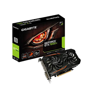Asus CERBERUS GTX1050 Ti Advanced, 4GB DDR5, PCIe3, DVI, HDMI, DP, OC