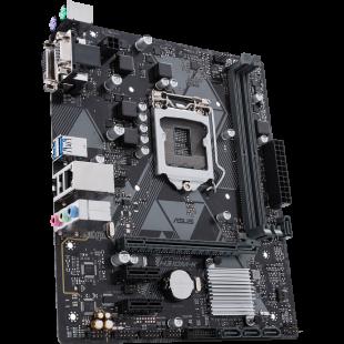 Asus PRIME H310M-K, Intel H310, 1151, Micro ATX, DDR4, VGA, DVI