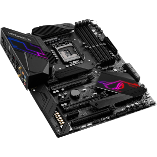 Asus ROG MAXIMUS XI HERO (WI-FI), Intel Z390, 1151, ATX, 4 DDR4, XFire/SLI, HDMI, DP, Wi-Fi, RGB Lighting