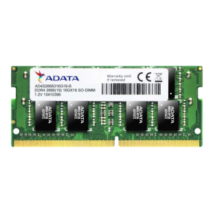 ADATA Premier 4GB DDR4 2400MHz (PC4-19200) CL17 SODIMM Memory.