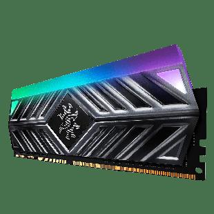 ADATA XPG Spectrix D41 RGB LED 8GB DDR4 3200MHz (PC4-25600) CL16 XMP 2.0 DIMM Memory