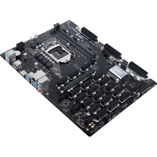 Asus B250 MINING EXPERT, Intel B250, 1151, ATX, DDR4, 19 PCIe, 3 x 24-pin ATX Power