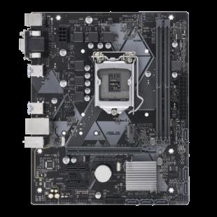 Asus PRIME B365M-K, Intel B365, 1151, Micro ATX, 2 DDR4, VGA, DVI