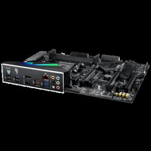 Asus ROG STRIX B450-E GAMING, AMD B450, AM4, ATX, 4 DDR4, XFire, Wi-Fi, HDMI, DP, M.2, RGB Lighting
