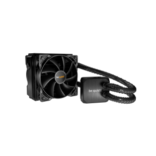 Be Quiet! Silent Loop 120mm Liquid CPU Cooler, Full Copper, 2 x 12cm Pure Wings 2 PWM Fans