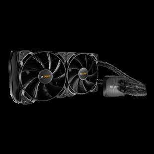 Be Quiet! Silent Loop 280mm Liquid CPU Cooler, Full Copper, 2 x 14cm Pure Wings 2 PWM Fans